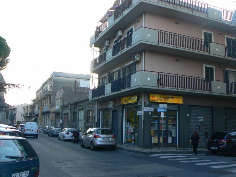 4,5 vani con garage Acireale zona Stazione/Inps