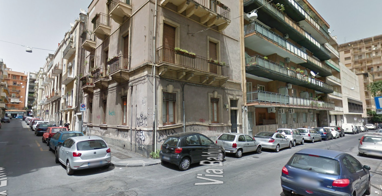 3 vani semindipendente via Balduino/v. G. D' Annunzio